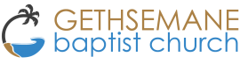 Gethsemane Baptist Church Logo